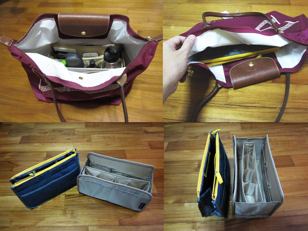 ルイ・ヴィトン スピーディ30に最適なバッグオーガナイザー3
