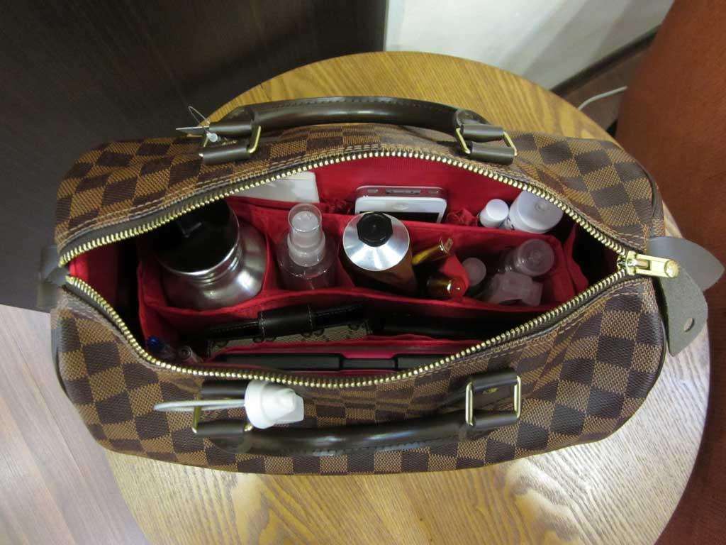 ルイ・ヴィトン スピーディ30に最適なバッグオーガナイザー8